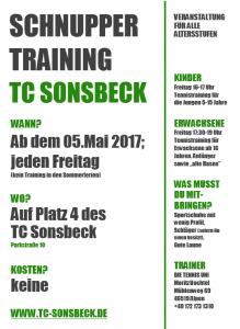 Schuppertraining