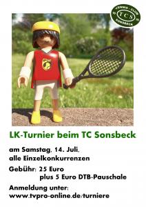 TCS-LK Turnier